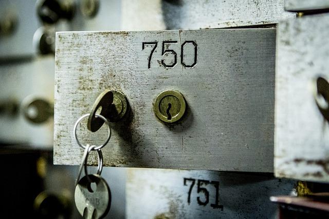 cajas de seguridad en correos